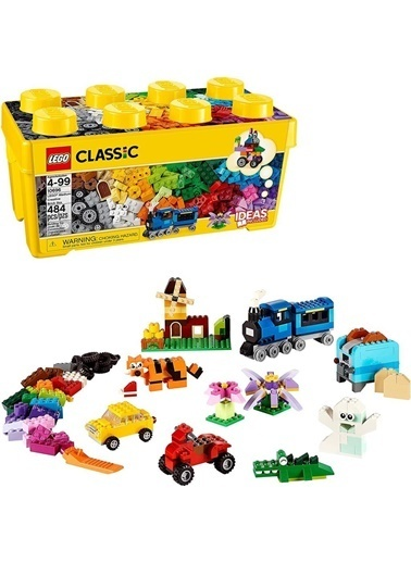 Lego LEGO Classic Medium Creative Brick Box Renkli